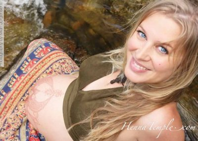 Henna Belly Cairns