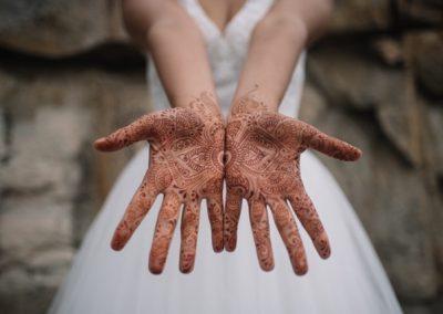 Wedding Henna Cairns