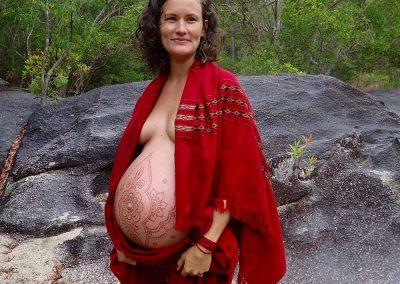 Pregnancy Henna Cairns