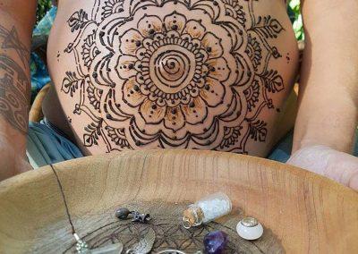Cairns Pregnancy Henna