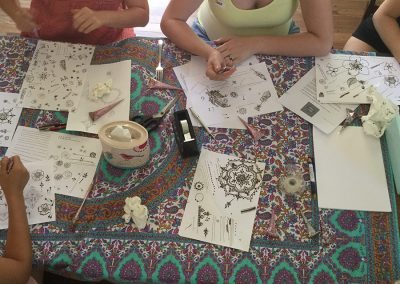 Henna Workshops Cairns